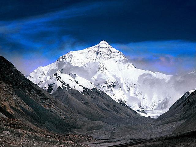 Chomolungma Tibet