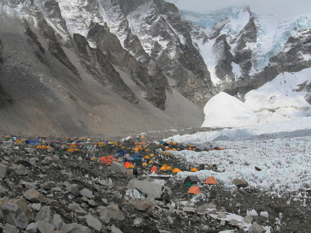 Everest Base Camp Ebc
