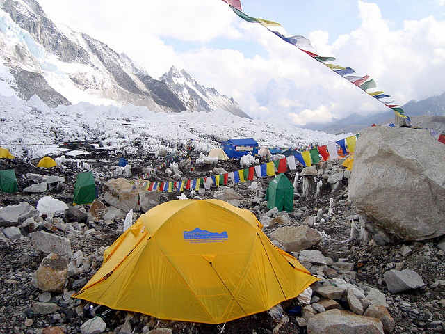 Everest Base Camp Tent