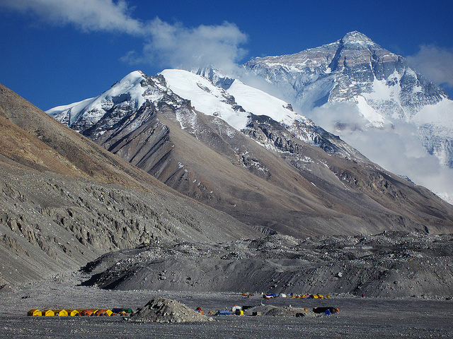 Everest Base Camp Tibet