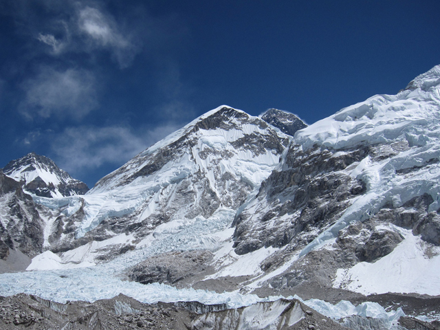 Khumbu Icefall Everest