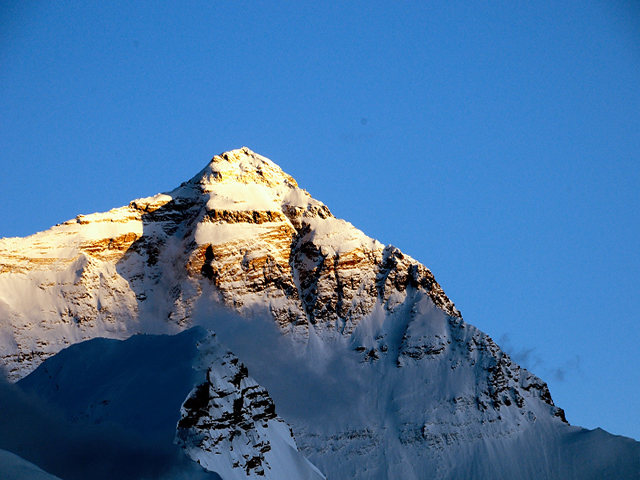 Everest In The Morning