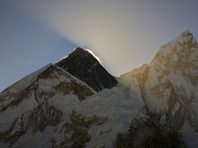 Everest Sunrise