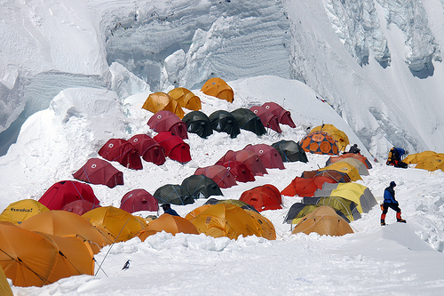 Mount Everest Summit Climb