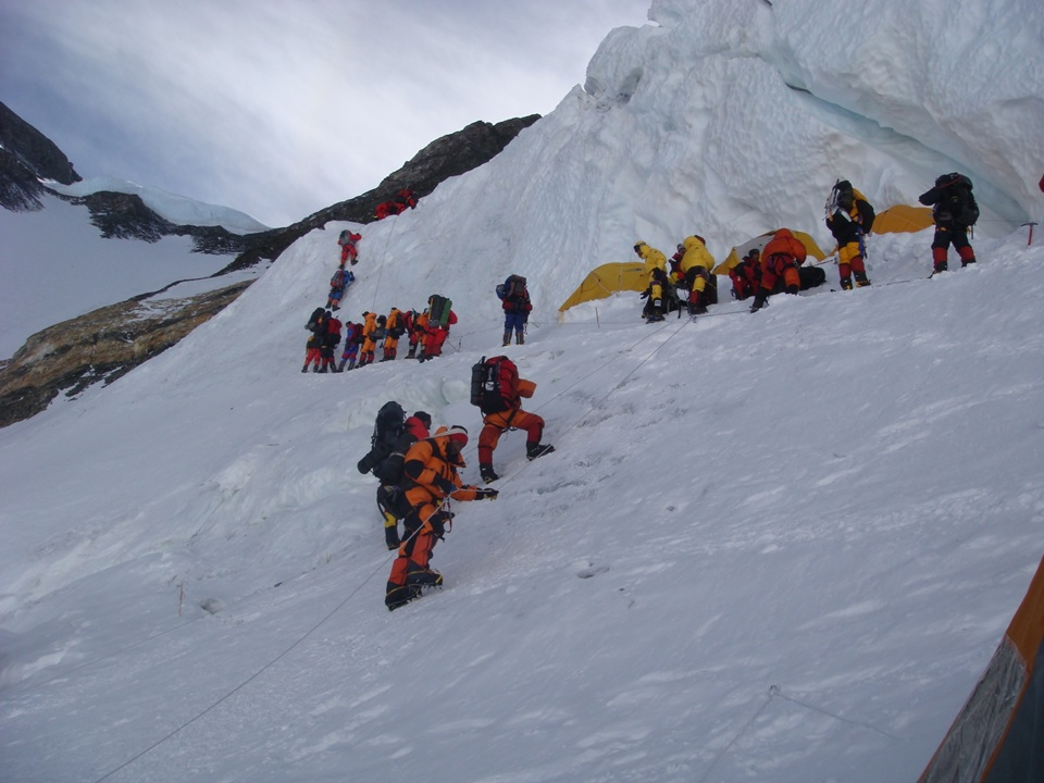 Mount Everest Summit Climb
