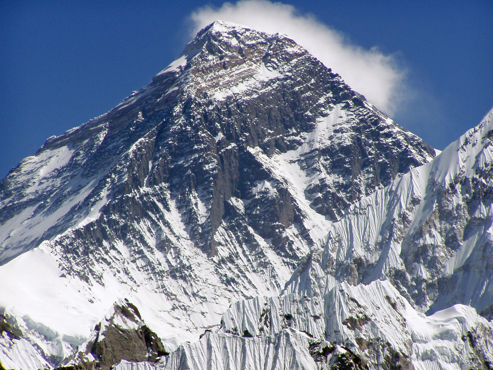Mt Everest Peak